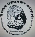 2014 DeBary Open (Entry Fee, Men Pro Open)