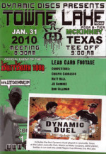 2010 Towne Lake and Dynamic Duel (Dual Event, DVD)
