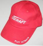 Baseball Cap (Cotton Baseball Cap, Discraft Ultimate Logo (Front))