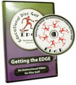 Getting the EDGE (DVD, Learn to play Disc Golf)