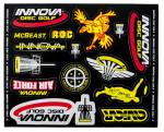 Sticker Sheet (Sticker Sheet, Innova Logos and Designs)