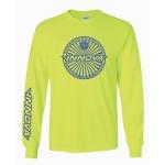 T-Shirt (Long Sleeve) (T-Shirt (Long Sleeve), Innova Sunburst Logo)