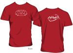 Rapid Dry T-Shirt (Short Sleeve) (Rapid Dry T-Shirt (Short Sleeve), MVP Orbit Logo)
