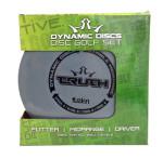 Dynamic Discs Disc Golf Set (Disc Golf Set, Standard)