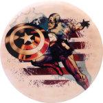 Warden (DyeMax Fuzion, Captain America)