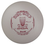 Mini Disc (RDGA, DGA Logo)