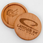 Latitude 64 Alder Wood Mini (Wood Mini, Latitude 64 Logo)