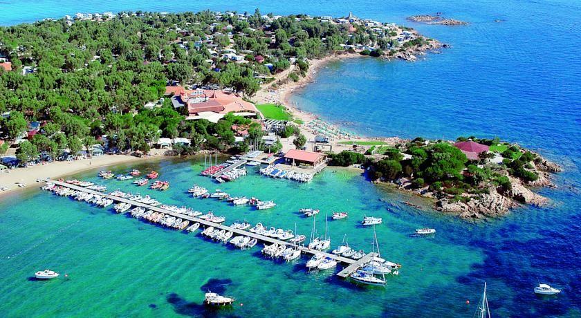 Costa Smeralda(Cannigione) Sardinia