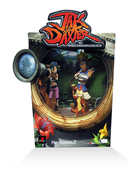 Jak and Daxter, Counter Card
