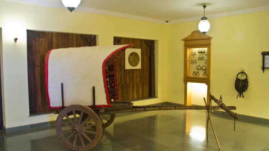 Aai Museum at Fort Jadhavgadh Heritage Resort Hotel Pune