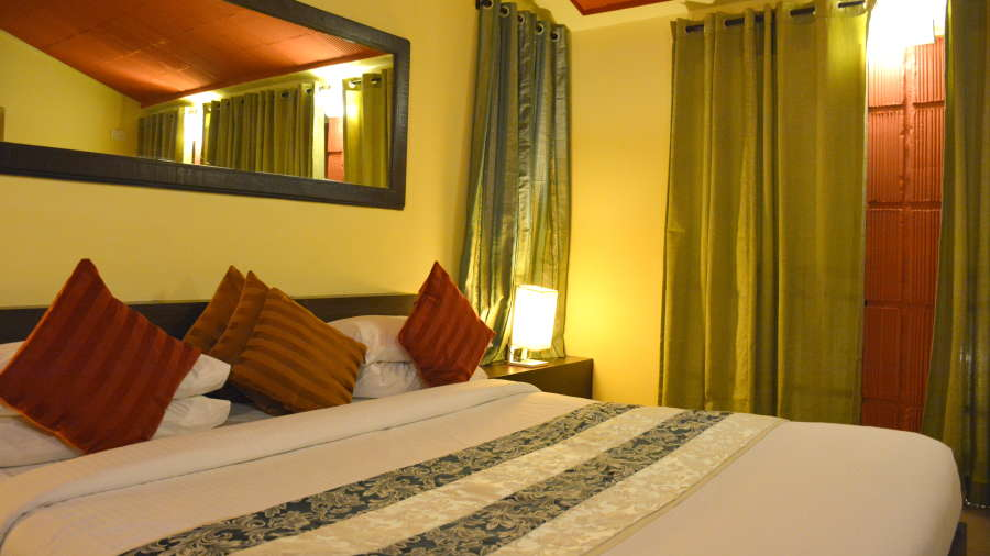 Kadkani Riverside Resorts, Coorg Coorg Premium Rooms Kadkani Riverside Resort Coorg 10
