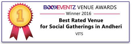 VITS Hotel, Mumbai Mumbai vits award badge