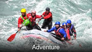 Leisure Hotels  Adventure Sports Activities in Uttarakhand India