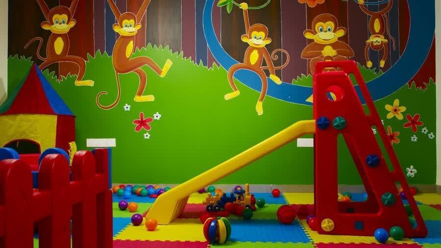 Kids Activity Room At Wonderla Resort Bangalore Resort