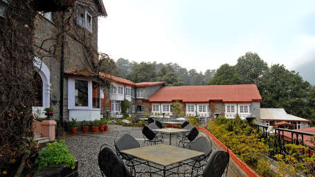 The Naini Retreat Hotel, Nainital Nainital Garden 2 The Naini Retreat Hotel Nainital