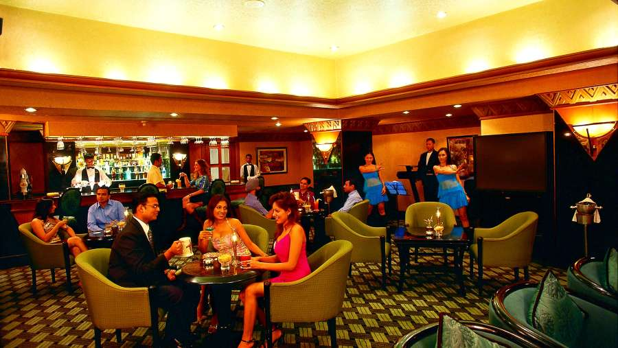 The Merlins Karoke Bar at The Orchid Hotel Mumbai