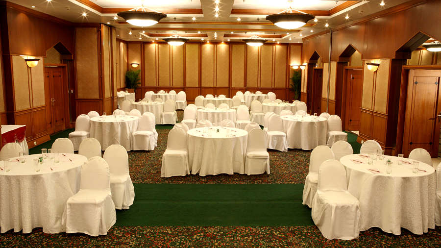 The Chamber Banquet and Meeting Room at The Orchid Hotel Mumbai
