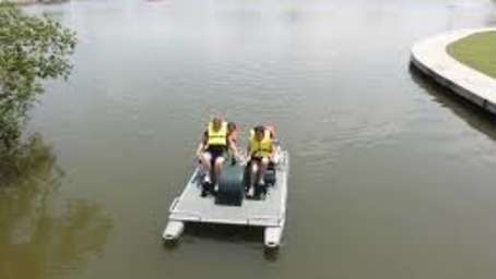 Stay Simple Resorts  boating
