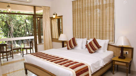 Ocean Palms Goa Palm Suite Room 2 Ocean Palms Hotel Goa