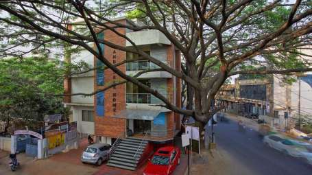 City Living Apartments Bengaluru facade 1 City Living Apartments Bangalore