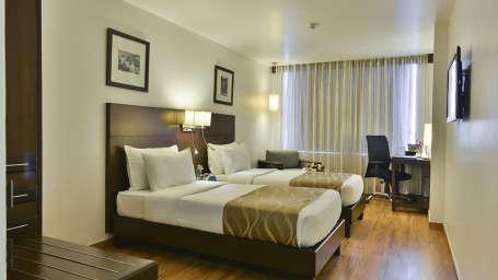GenX Vadodara Hotel - A Contemporary Business Hotel in Vadodara Vadodara Premium Room GenX Vadodara Hotel