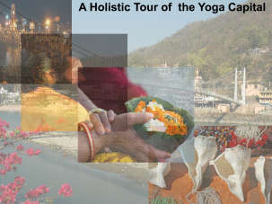 Leisure Hotels  Holistic tour of yoga capits