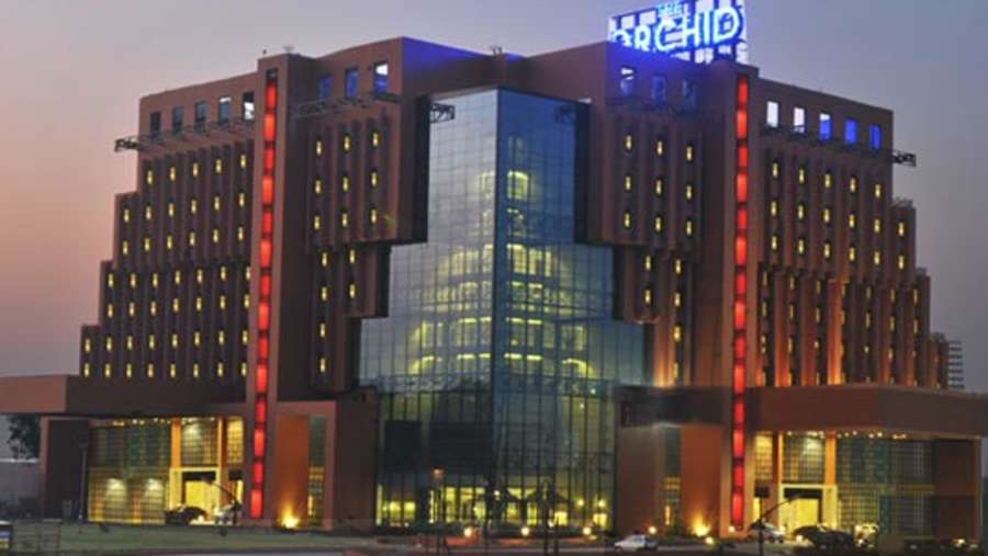 Orchid Hotel Pune Pune Exterior View of The Orchid Hotel Pune