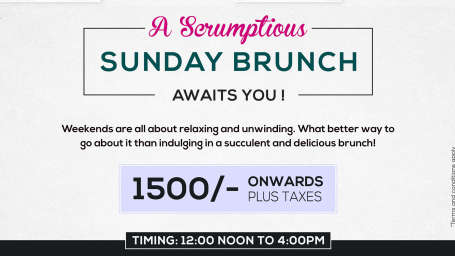 The Orchid - Five Star Ecotel Hotel Mumbai Sunday Brunch