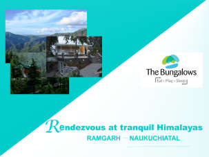 Leisure Hotels  Rendezvous at tranquil Himalayas
