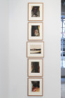Installation view, &quot;Untitled (Body Print)&quot;,